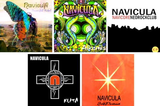 navicula-albums