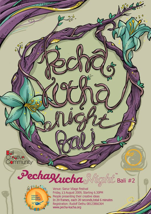 PechaKuchaNight Bali Vol 2